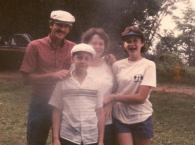 Family circa 1980s
